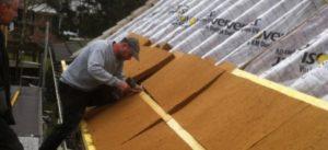 les bénéfices d'une isolation de toiture pour mon toit