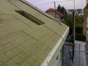 Une isolation toiture pour votre maison