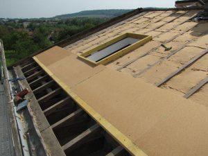 l'isolation thermique toiture pour mon habitat