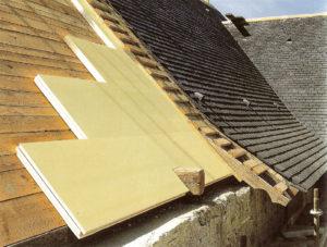 meilleur isolant de toiture