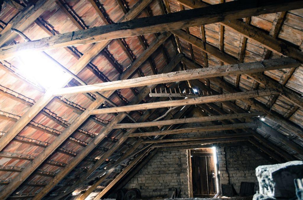 isolation plafond grenier