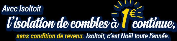 Isolation toiture en France